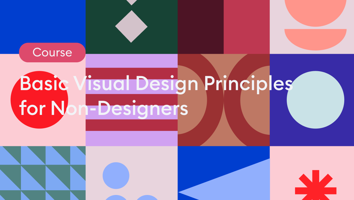 4 Common graphic design mistakes to avoid when developing an online course