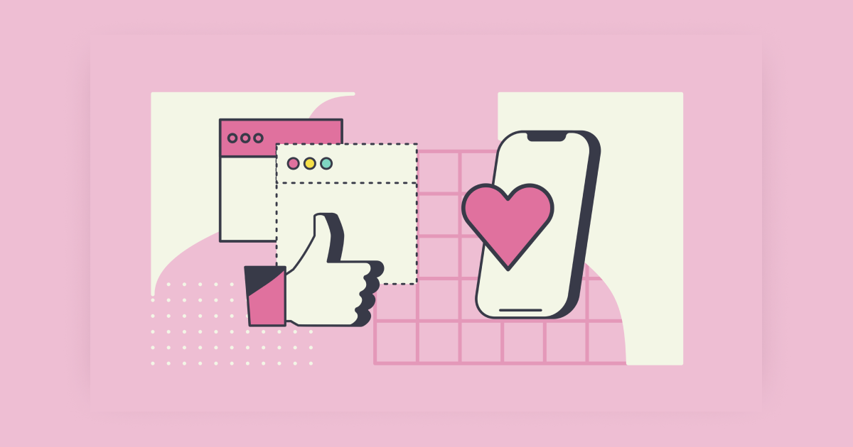 Like, Share, Repost: an ultimate bundle of eye-catching graphics for Social Media Day