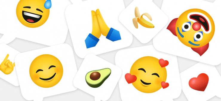 Sharing emotions: World Emoji Day graphic collection