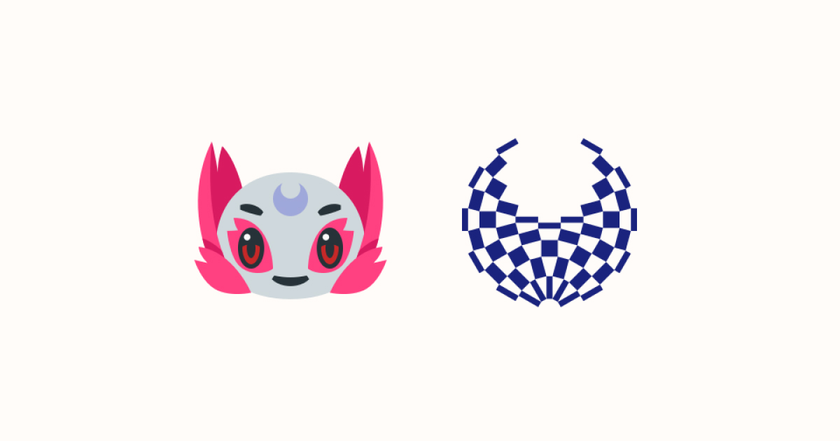 Tokyo Olympics Ultimate Graphic Bundle: mascots, logos & flags: Someity